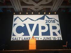CVPR 2018奖项出炉:两篇最佳论文,何恺明获PAMI 青年研究员奖