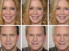 新论文提出用GAN构建不同年龄时的样貌:可让你提前看到年老时的模样