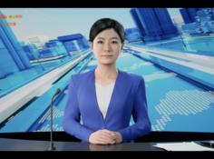 搜狗AI技术再迎突破,全球首个3D AI合成主播发布