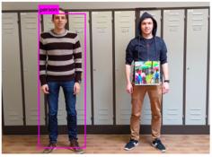 带了个对抗图像块,YOLOv2竟然无法识别我是人……