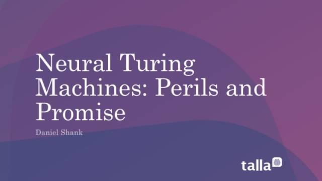 神经图灵机深度讲解:从图灵机基本概念到可微分神经计算机