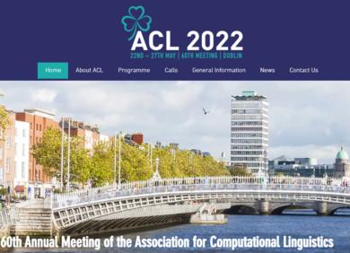 Deadline提前,引入滚动审稿,想投ACL 2022的同学要抓紧了