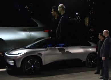 FF91这款车,能帮法拉第未来翻身吗?