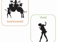 无需进行滤波后处理,利用循环推断算法实现歌唱语音分离