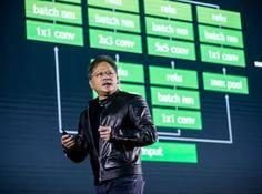 黄仁勋欲将AI从云端拉至终端,押注自主机器及智慧城市