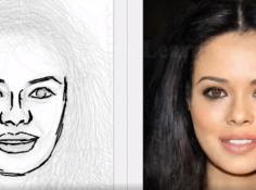从草图到人脸:这篇SIGGRAPH2020论文帮你轻松画出心中的「林妹妹」,开源「计图」实现代码