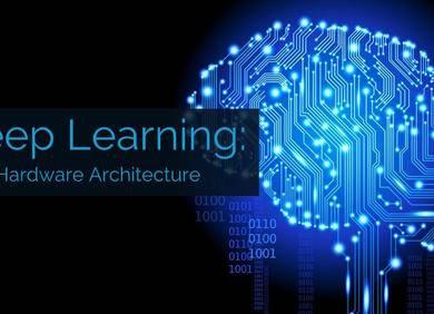 深度学习硬件架构简述