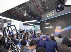 蜂巢能源蜂速快充电池技术首次亮相上海国际车展
