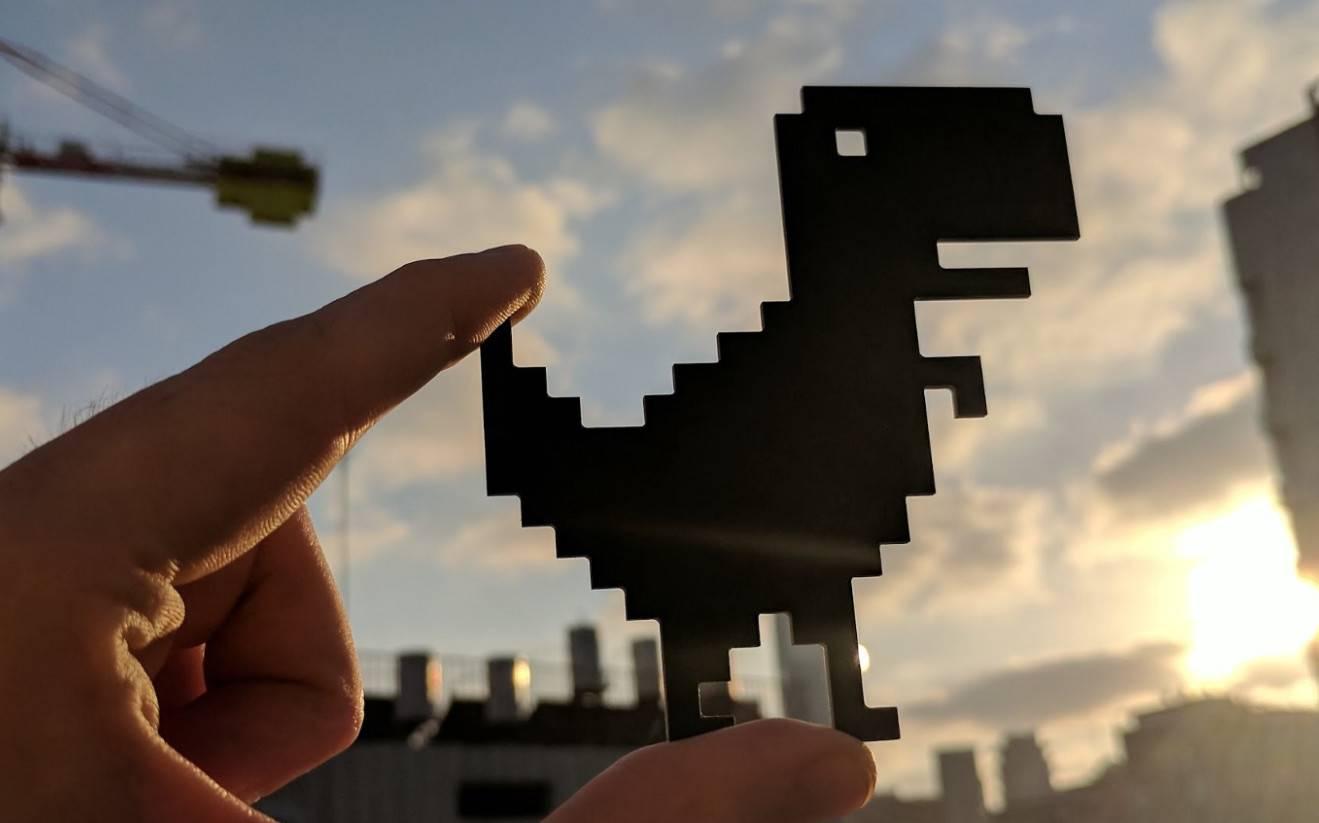 强化学习训练Chrome小恐龙Dino Run:最高超过4000分