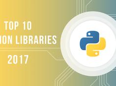 从Pipenv到Luminoth,盘点2017年最受欢迎的十大机器学习Python库