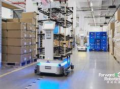 灵动科技获2.5亿元Pre-C轮融资,加速AMR技术落地