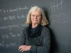 2019数学最高奖公布:阿贝尔奖首次颁给女性学者