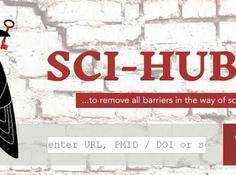 Sci-Hub重生了,这回用上了分布式网络