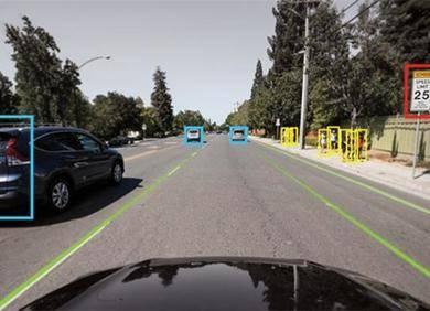 自动驾驶中的障碍物行为预测