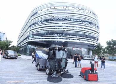 高仙无人驾驶环卫车:不只清扫无人化,全程无人工才能解决产业痛点
