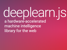 业界 | 谷歌开源DeepLearn.js:可在网页上实现硬件加速的机器学习