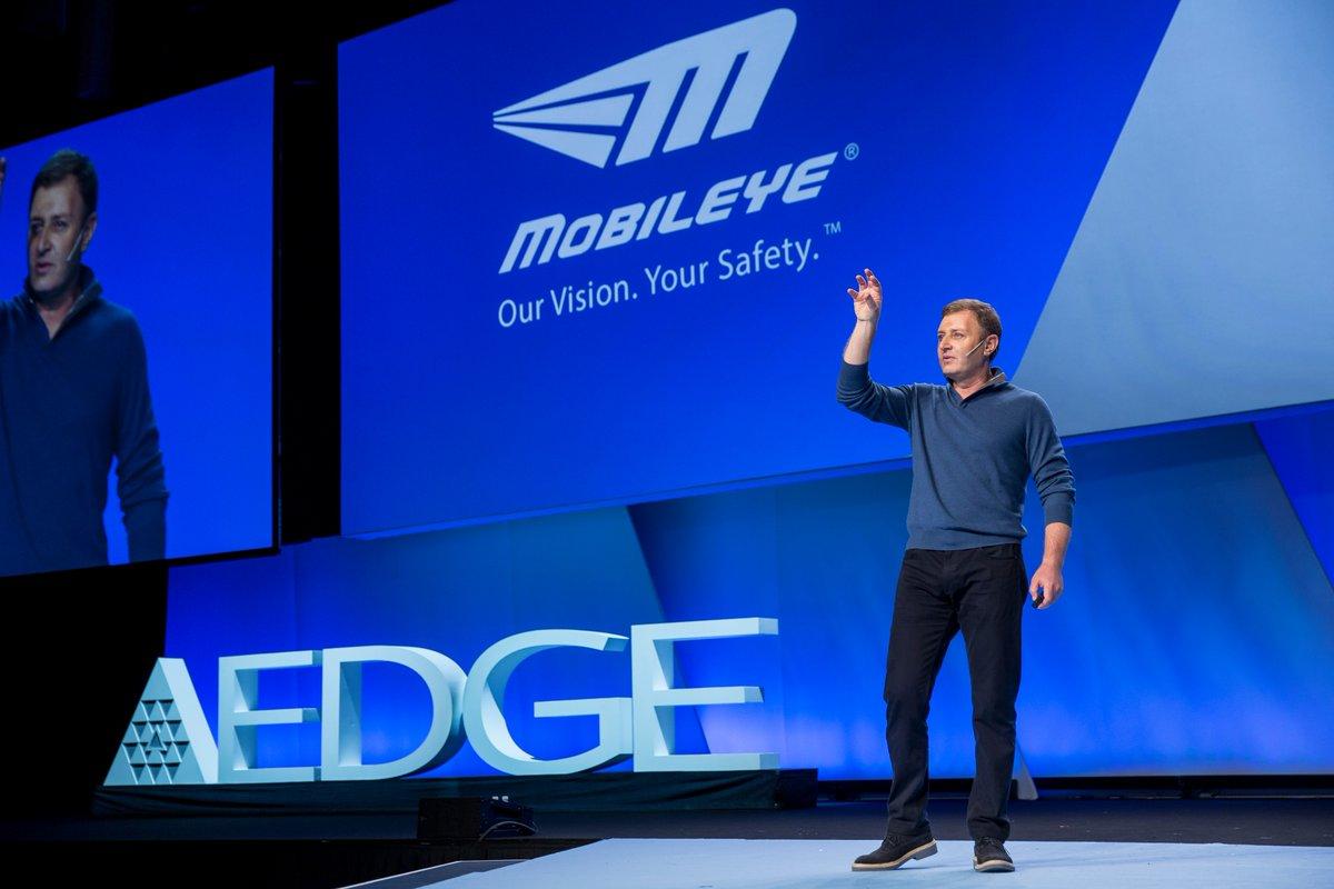 英特尔153亿美元收购Mobileye的背后,自动驾驶芯片之争愈演愈烈