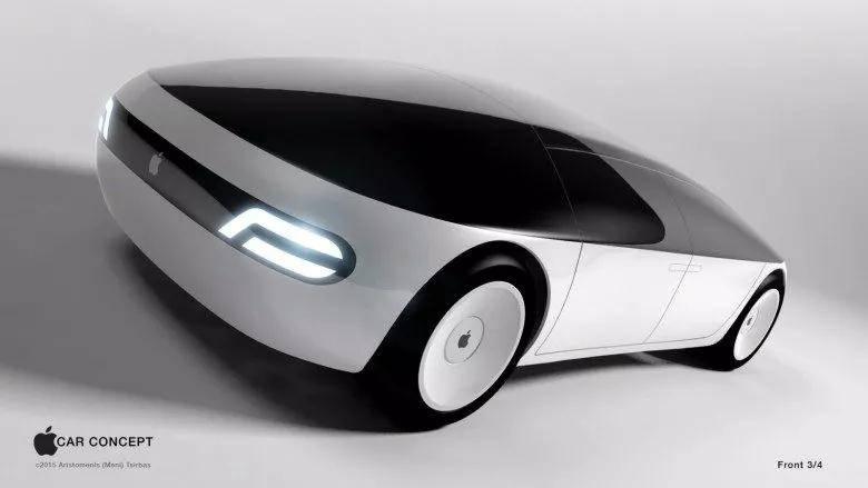 最强预测师:苹果汽车最早2023年产出,可推市值超2万亿