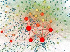 用人工蜂群算法求解k-分区聚类问题