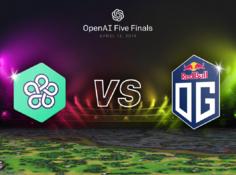 最终决战!OpenAI将挑战Dota2 TI 8冠军OG