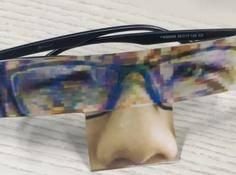 """黑客如何用一副纸眼镜,就""""弄瞎""""人脸识别算法?"""