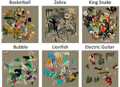 AI眼中的世界是什么样子?谷歌新研究找到了机器的视觉概念
