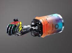 绑手指、蒙布也能行,OpenAI让机器人单手还原魔方