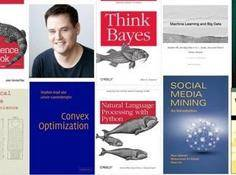 送你10本机器学习和数据科学必读书(附PDF下载)