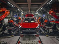 有图有真相:实地探访特斯拉Model 3生产现场