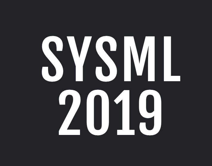 SysML 提前看